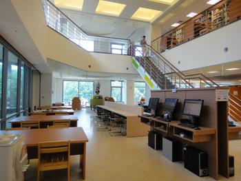 臺大數學系圖書室